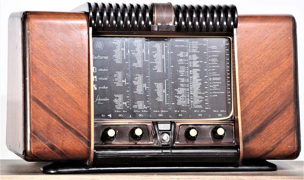 Absolument Schneider (1950) : Bluetooth aptX