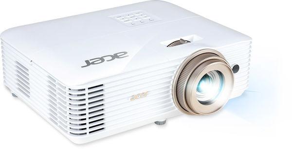 La lampe du vidéoprojecteur Acer HV532 est un modèle à ultra haute pression OSRAM d'une puissance de 250 W.