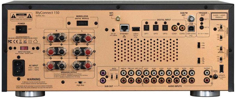Ampli connecté Advance Acoustic My Connect 150