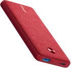 Anker Powercore Slim 10000 PD Rouge