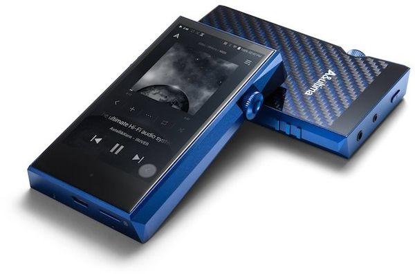 Astell&Kern A&ultima SP1000M Bleu Lapix