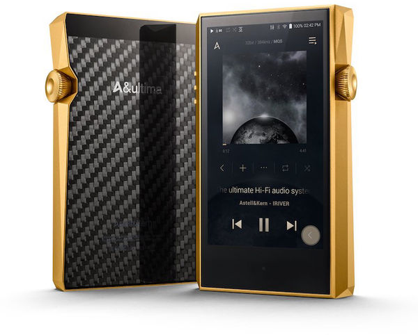 Astell&Kern A&ultima SP1000M Gold (256 Go)
