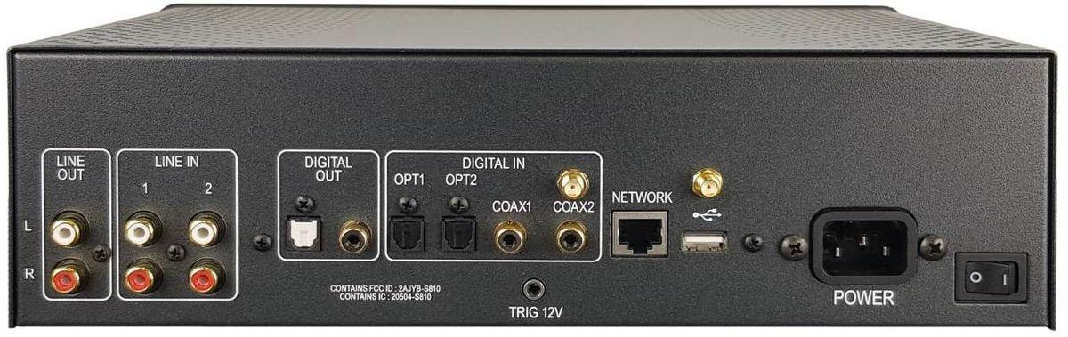 Lecteur réseau Atoll MS120