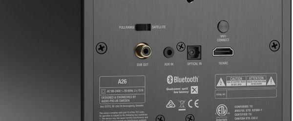 Enceinte connectée Audio Pro A26