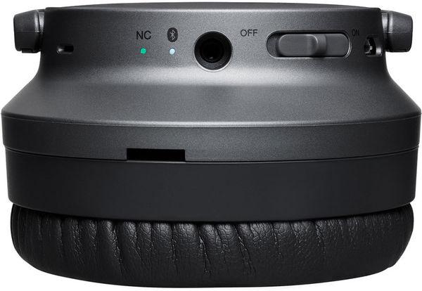 Audio-Technica ATH-ANC700BT : entrée mini-jack 2,5 mm