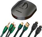 Beetle Noir + 3 câbles (USB, optique, Jack/RCA)