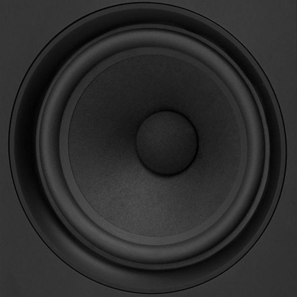 B&W 603 S2 : double haut-parleur de grave