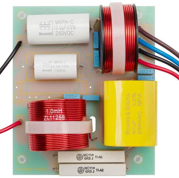 B&W 603 S2 : filtre audiophile