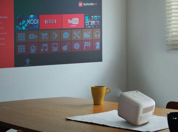 Benq GS2 : Aptoide TV
