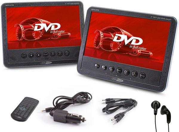 Lecteur DVD portable : accessoires voiture