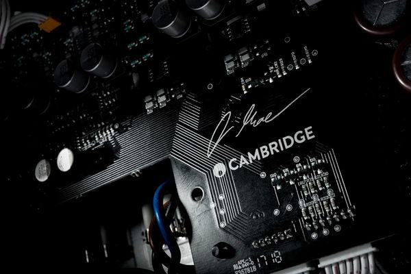 Cambridge Edge A