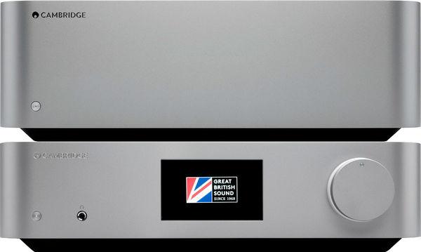 Amplificateur connecté Cambridge Audio Edge W / Edge NQ