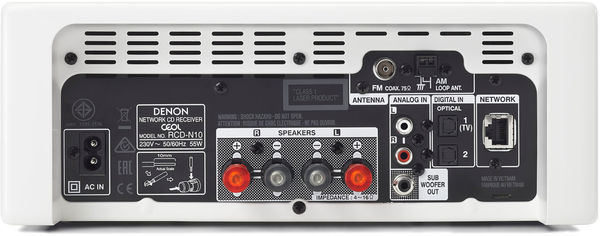 Denon RCD-N10