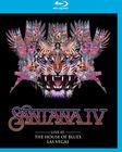 Blu-ray Santana IV - Live at The House of Blues, Las Vegas