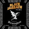 Blu-Ray Black Sabbath The End + CD The Angelic Sessions