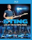 Sting Live à l'Olympia