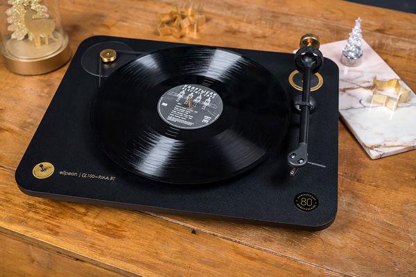 Elipson Alpha 100 RIAA BT 80è Anniversaire