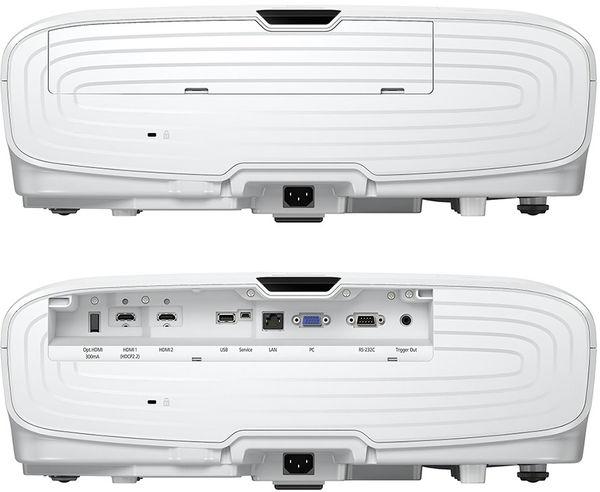 Connectique du vidéoprojecteur Epson-EH-TW9400W