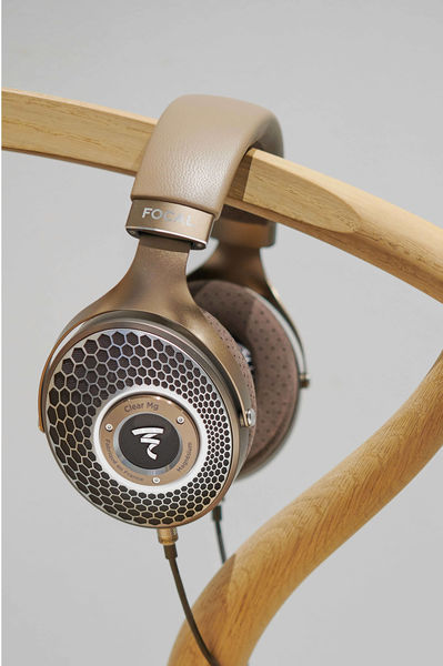 Casque hi-fi Focal Clear MG : mise en situation