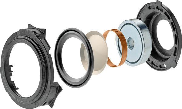 Casque hi-fi Focal Clear MG : transducteur magnésium
