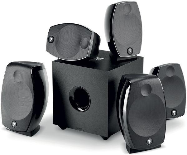 Pack d'enceintes Focal Sib Evo Dolby Atmos 5.1.2