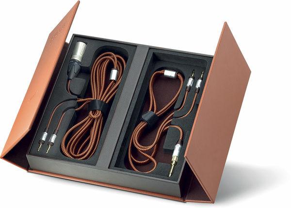 Focal Stellia : les câbles