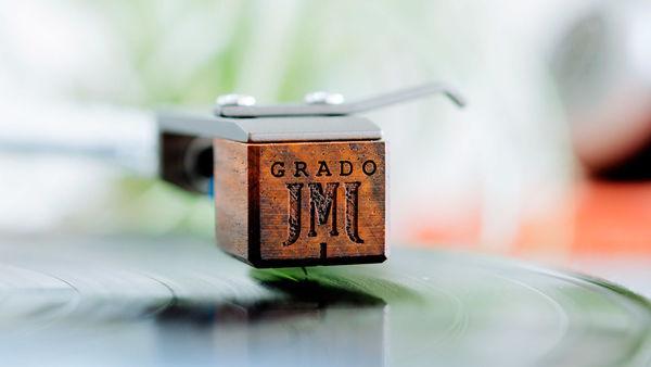La cellule phono Grado Aeon adopte une coque en bois de cocobolo