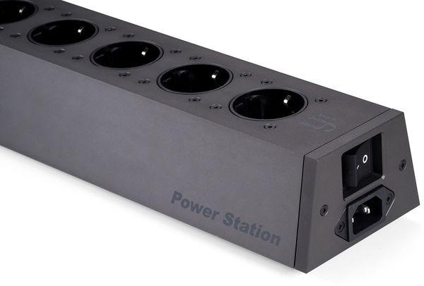 iFi Audio Powerstation : Vue de détail