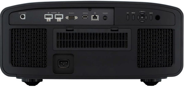 Connectique du vidéoprojecteur JVC DLA-N5