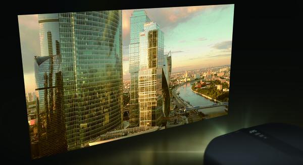 Le vidéoprojecteur 4K Ultra HD JVC DLA-N5 propose une qualité d'image exceptionnelle