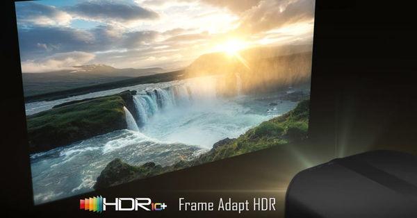 JVC DLA-NZ7 : compatible HDR10+