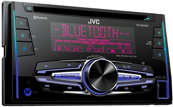 Jvc Kw R920bt Autoradios Sur Son Vidéocom
