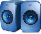 KEF LSX Wireless Bleu (la paire)