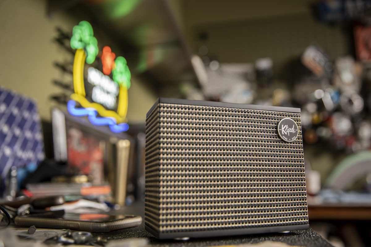 Enceinte Bluetooth portable Klipsch Heritage Groove