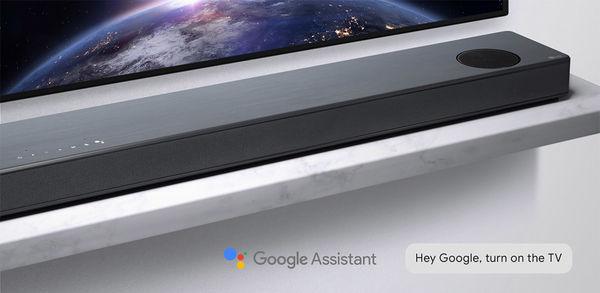 LG SL10YG : Google Assistant intégré