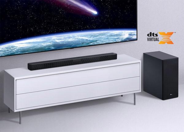 LG SL5Y : DTS Virtual:X