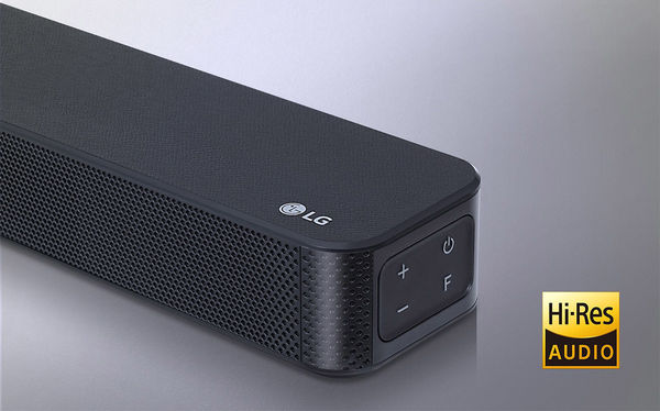 LG SL5Y : Hi-Res Audio