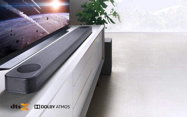 LG SL8YG : Dolby Atmos & DTS:X