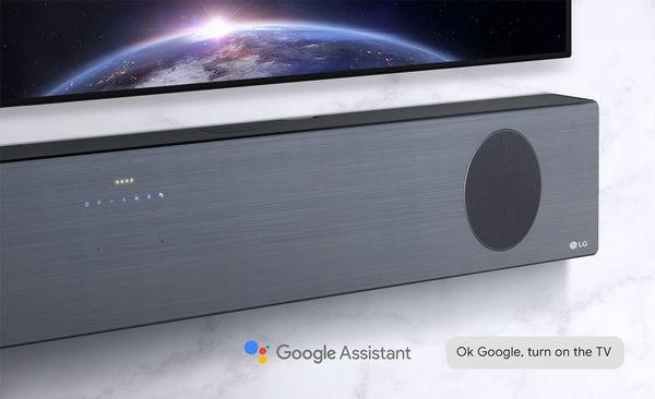 LG SL9YG : Google Assistant intégré