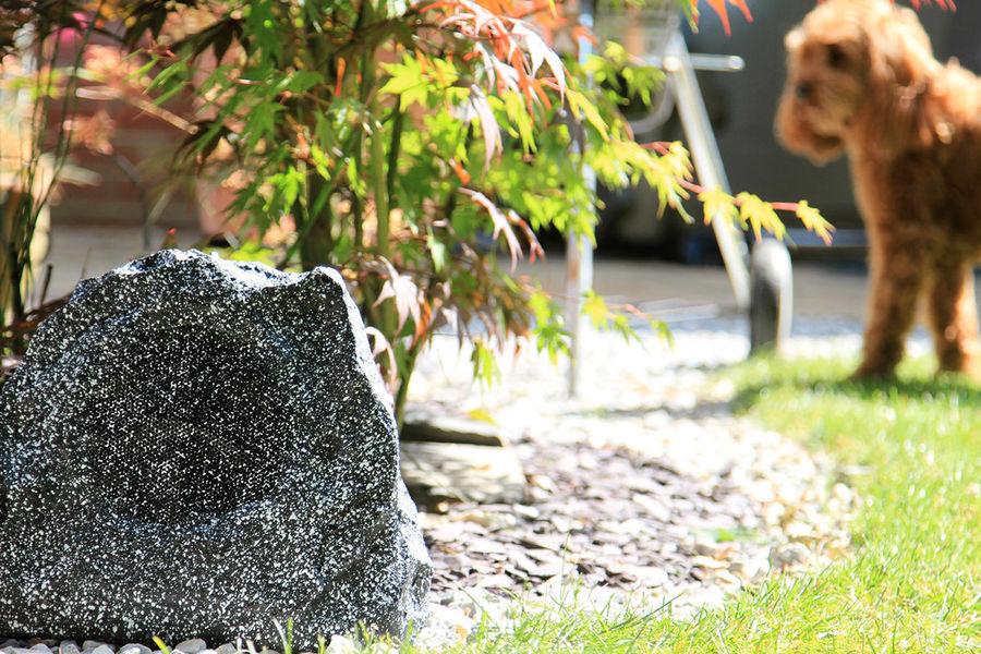 Enceinte rocher