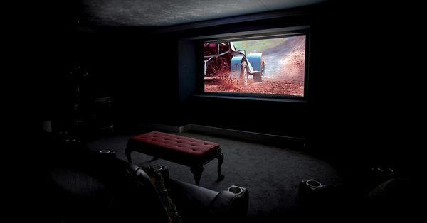 Lumene Movie Palace UHD 4K Curve Acoustic (16/9)