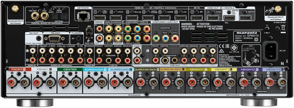 amplificateur home-cinéma Marantz SR-6015