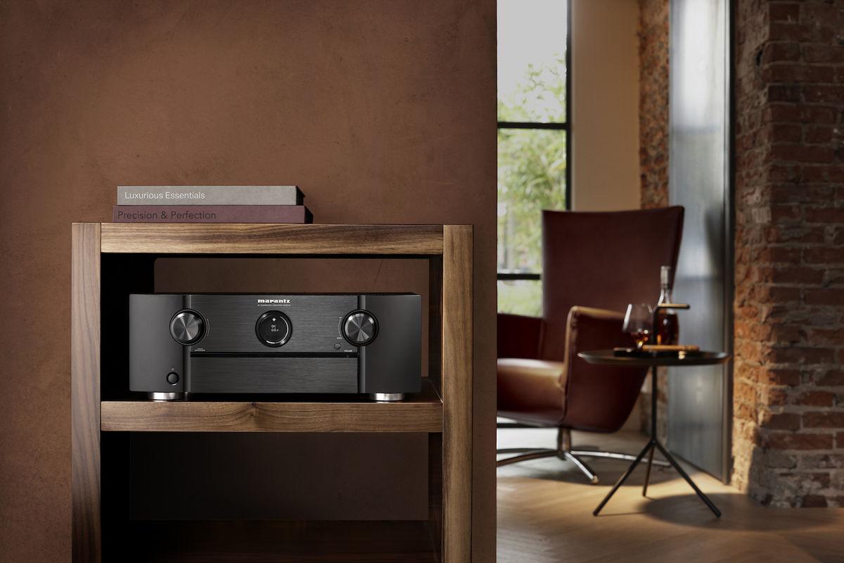 L'amplificateur home-cinéma Marantz SR-6015