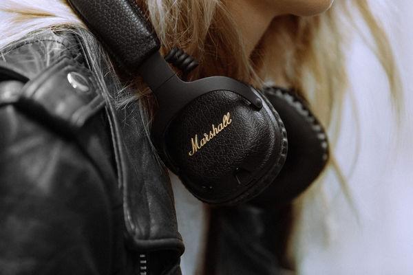 Marshall Mid A.N.C. Bluetooth lifestyle