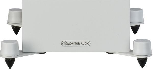 Monitor Audio Bronze 200 : pieds et pointes de découplage
