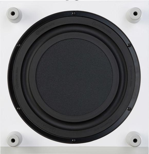 Monitor Audio Bronze W10 : radiateur passif
