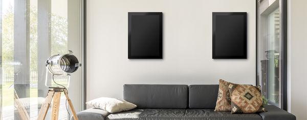 Monitor Audio SoundFrame 1 On-Wall lifestyle