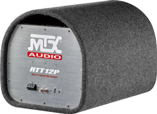 Subwoofer voiture amplifié MTX RTT12P