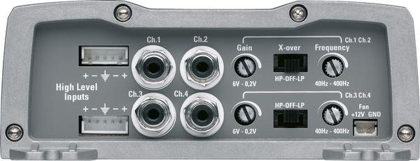 MTX TX480D : connectique