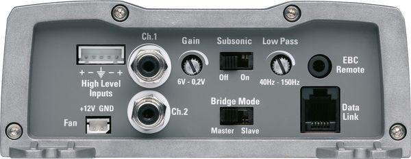 MTX TX6500D : ampli mono pour subwoofer voiture avec filtre passe bas